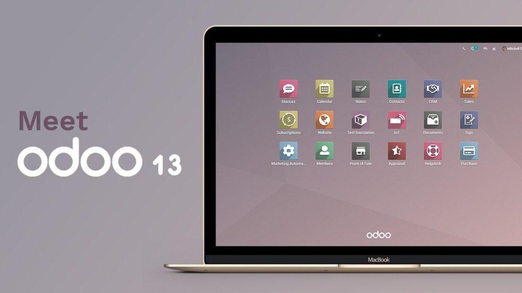 Esta Odoo app esta disponible para Odoo13 Enterprise.