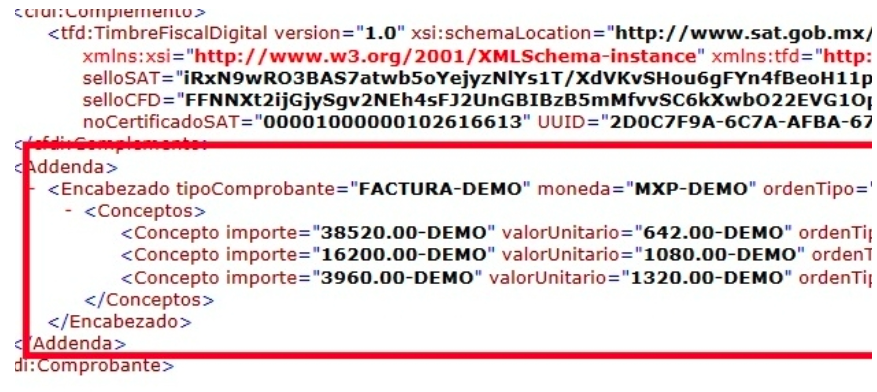 addenda cfdi 3.3 Odoo, Addenda Odoo, agregar addenda Odoo, XML cfdi Odoo, XML Addenda Odoo